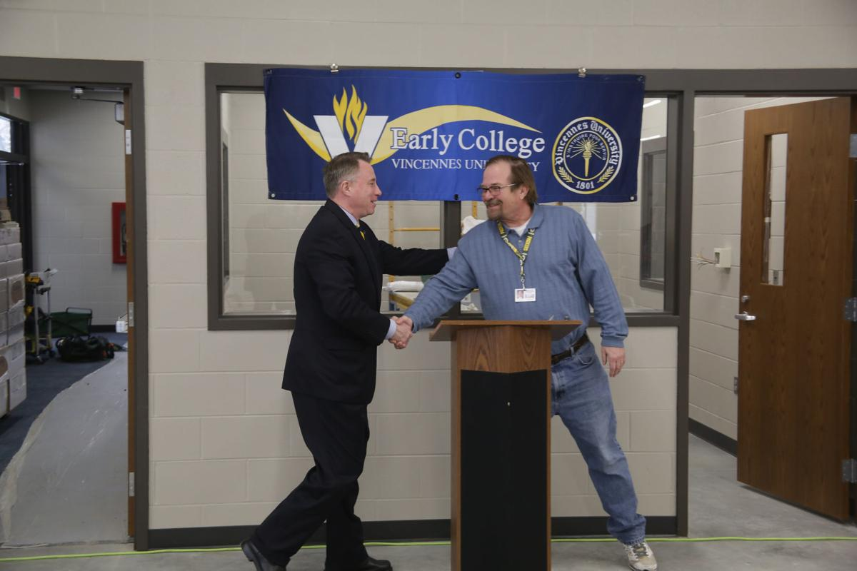 Vincennes University, Porter County Career Center partner for Early College Program
