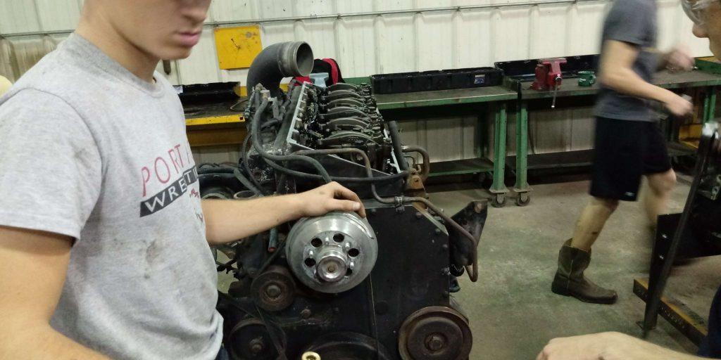 Diesel Service Technology